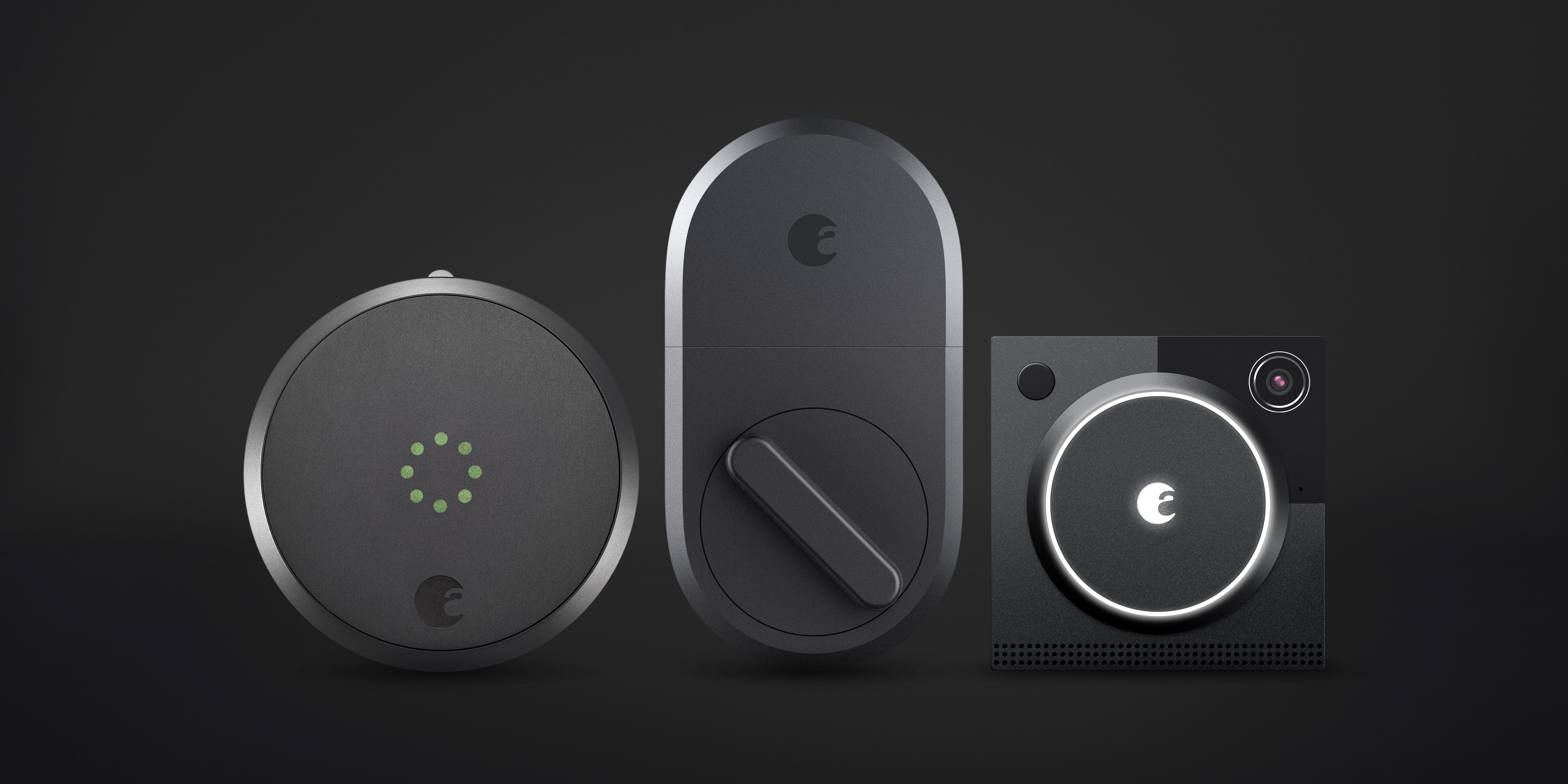 August Upgrades Smart Home Lineup With Pro Lock And