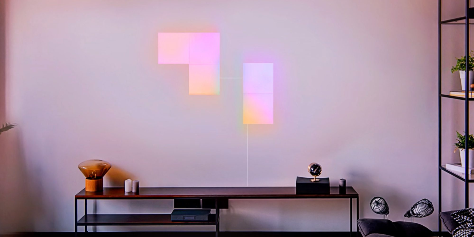 Lifx Unveils New Modular Led Lighting Panel System With