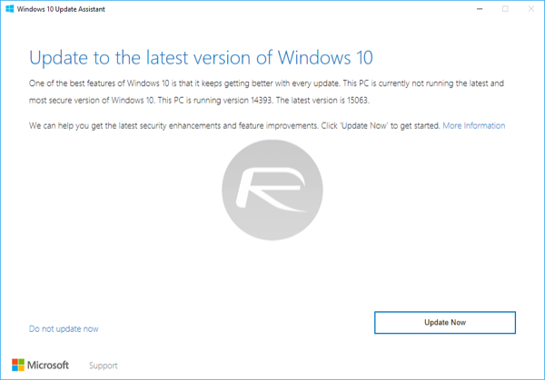 how to force windows to start updating