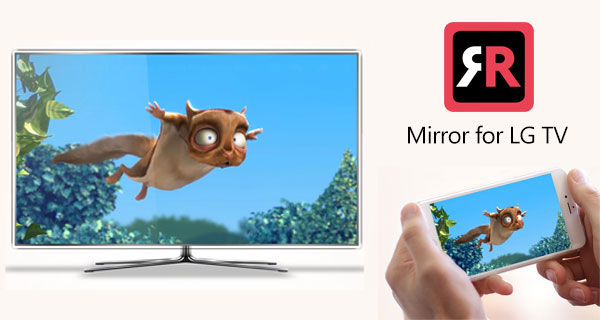 How to use airplay mirroring on lg tv without apple tv for Mirror for lg tv
