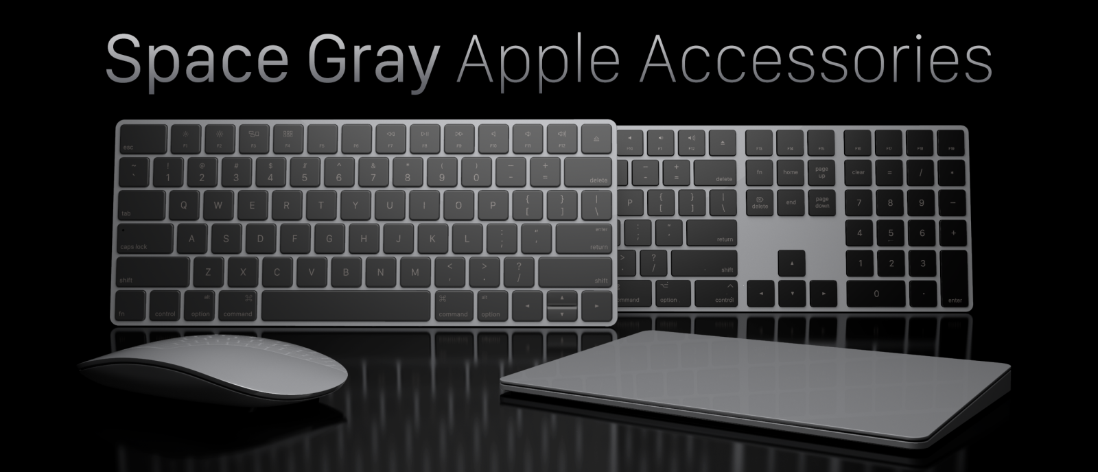 9to5Rewards: Win a Space Gray Apple Magic Keyboard from