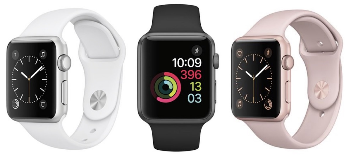 sports shoes d53a9 2ad80 Macy's Launches Apple Watch Series 1 Black Friday Discount: 38mm for ...
