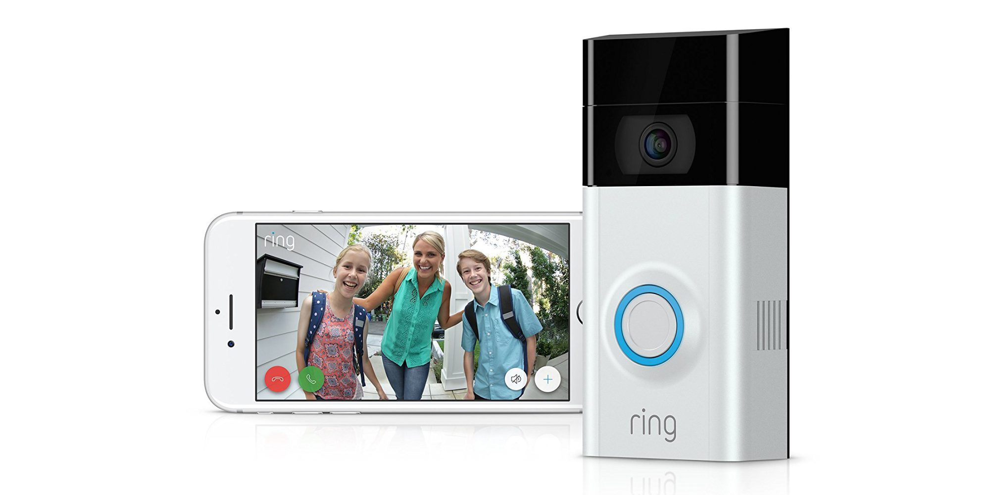 amazon acquiring smart home security firm ring homekit support still promised for ring pro and. Black Bedroom Furniture Sets. Home Design Ideas