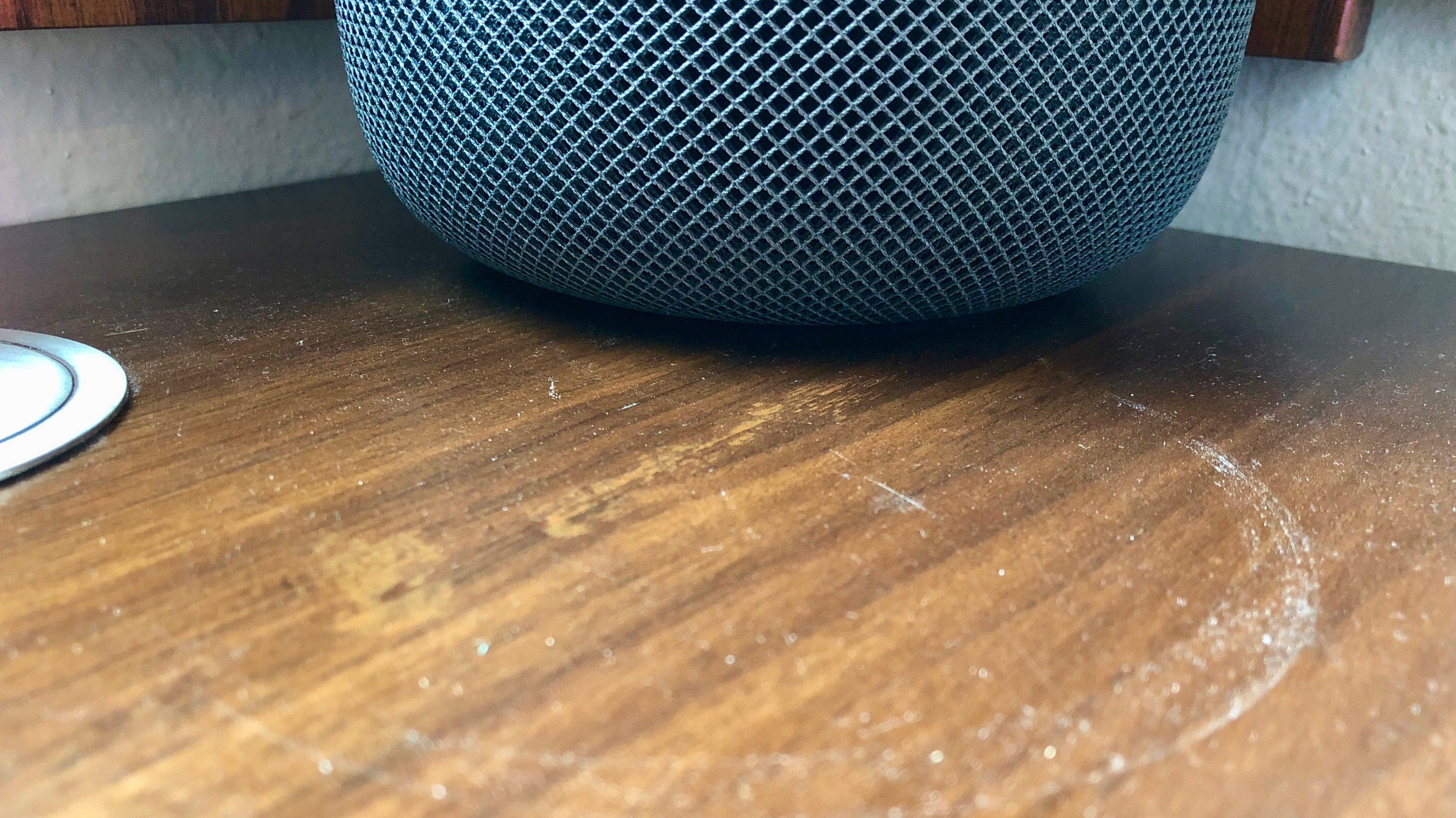 Has The HomePod Left A 'white Ring' On Any Of Your