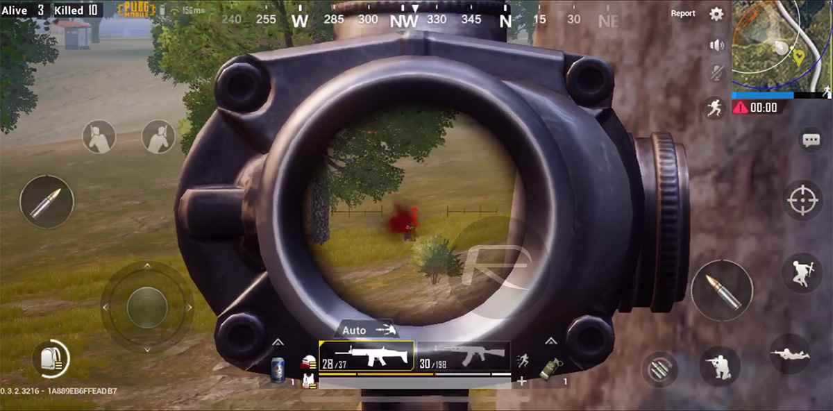 Pubg Wallpaper For Iphone Xs Max: PUBG Mobile Controller DIY Hack Adds Shoulder Buttons To