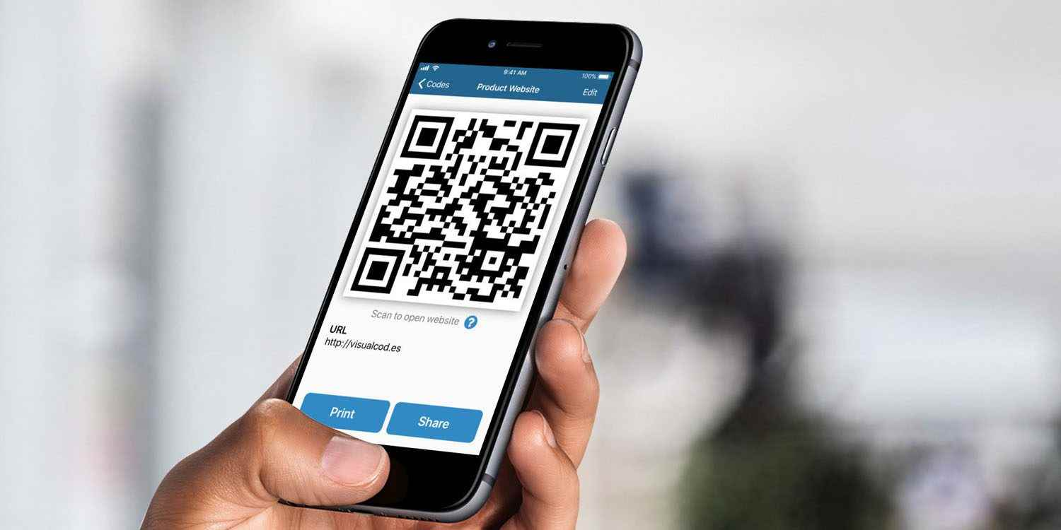 iphone qr reader vulnerability in ios qr code reader could direct 4721