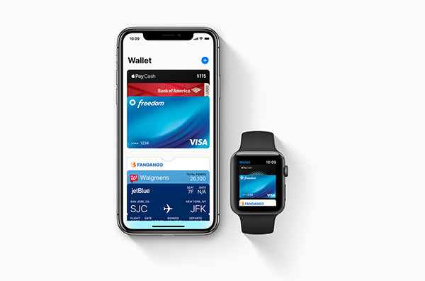 Can apple pay be used internationally