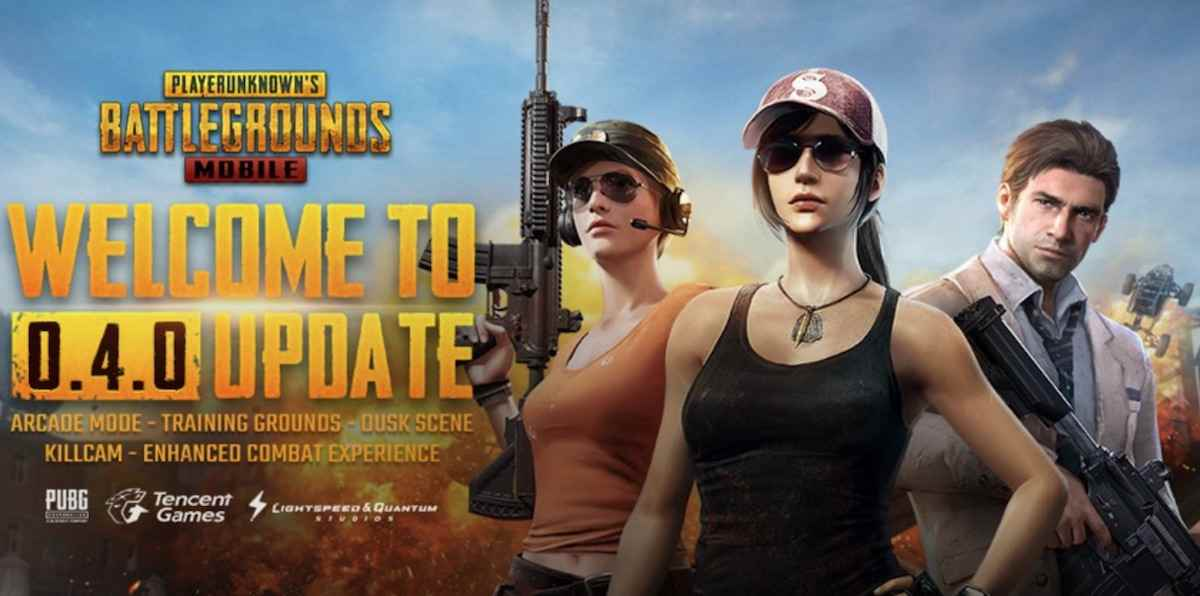 Download Pubg Mobile 0 8 0 Global Update For Android Ios: PUBG Mobile 0.4.0 IOS Update Finally Released