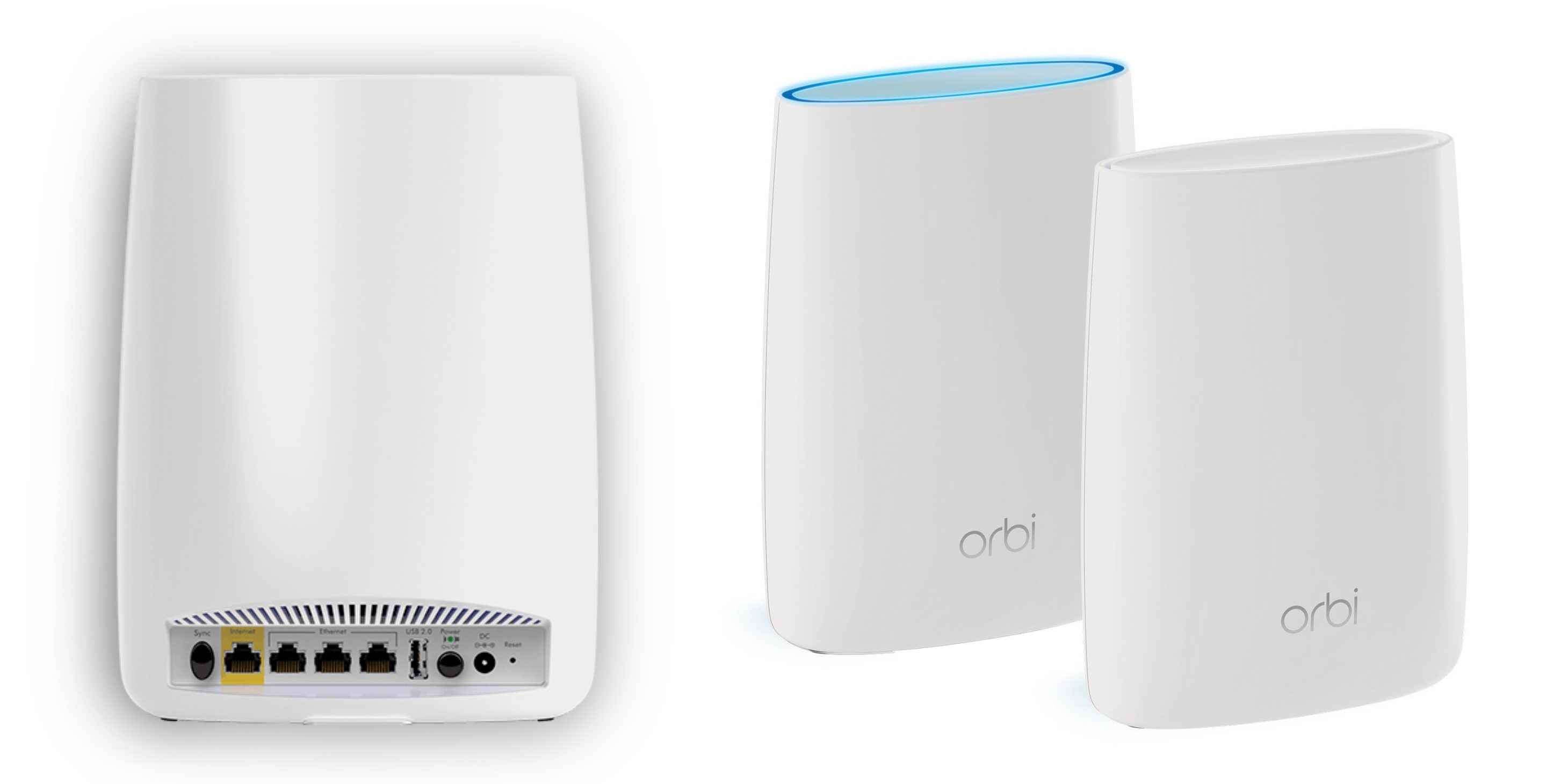 Review Netgear Orbi Mesh System Blankets Your Home In