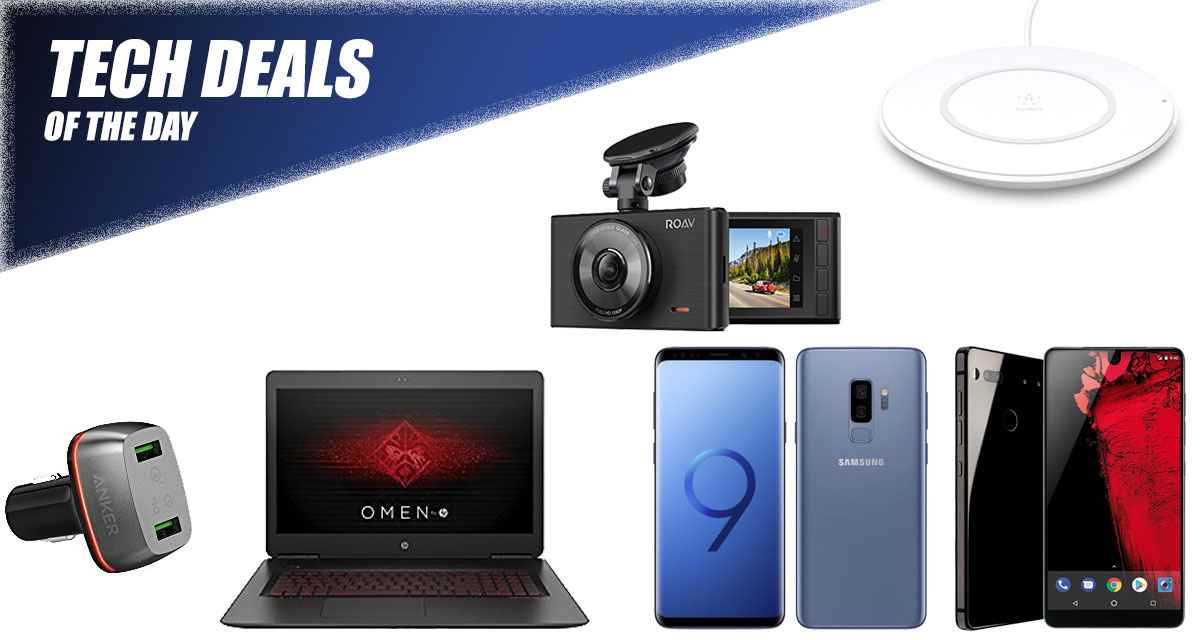 tech deals 85 off galaxy s9 apple recommended fast wireless charger 200 off 128gb