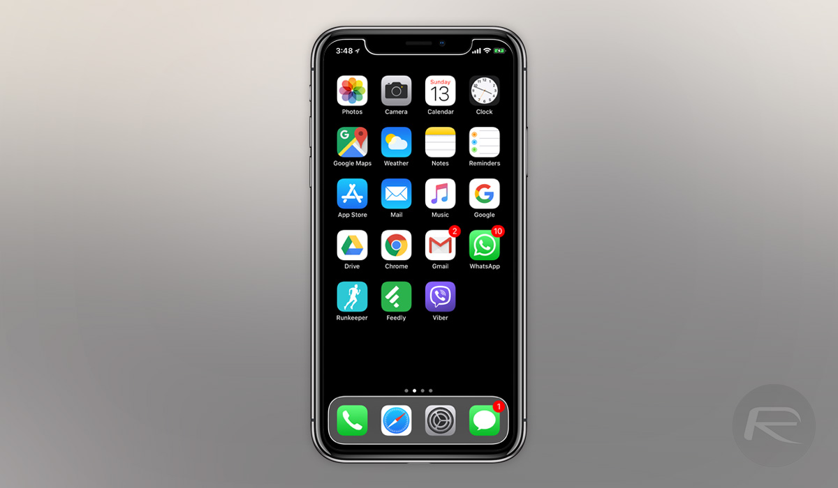 How To Customize Iphone X Dock Lock Screen On Ios 11 3 Ios 11 4 No Jailbreak Required