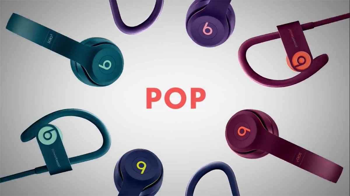 headphones for iphone apple launches new pop collection for beats solo3 and 10769