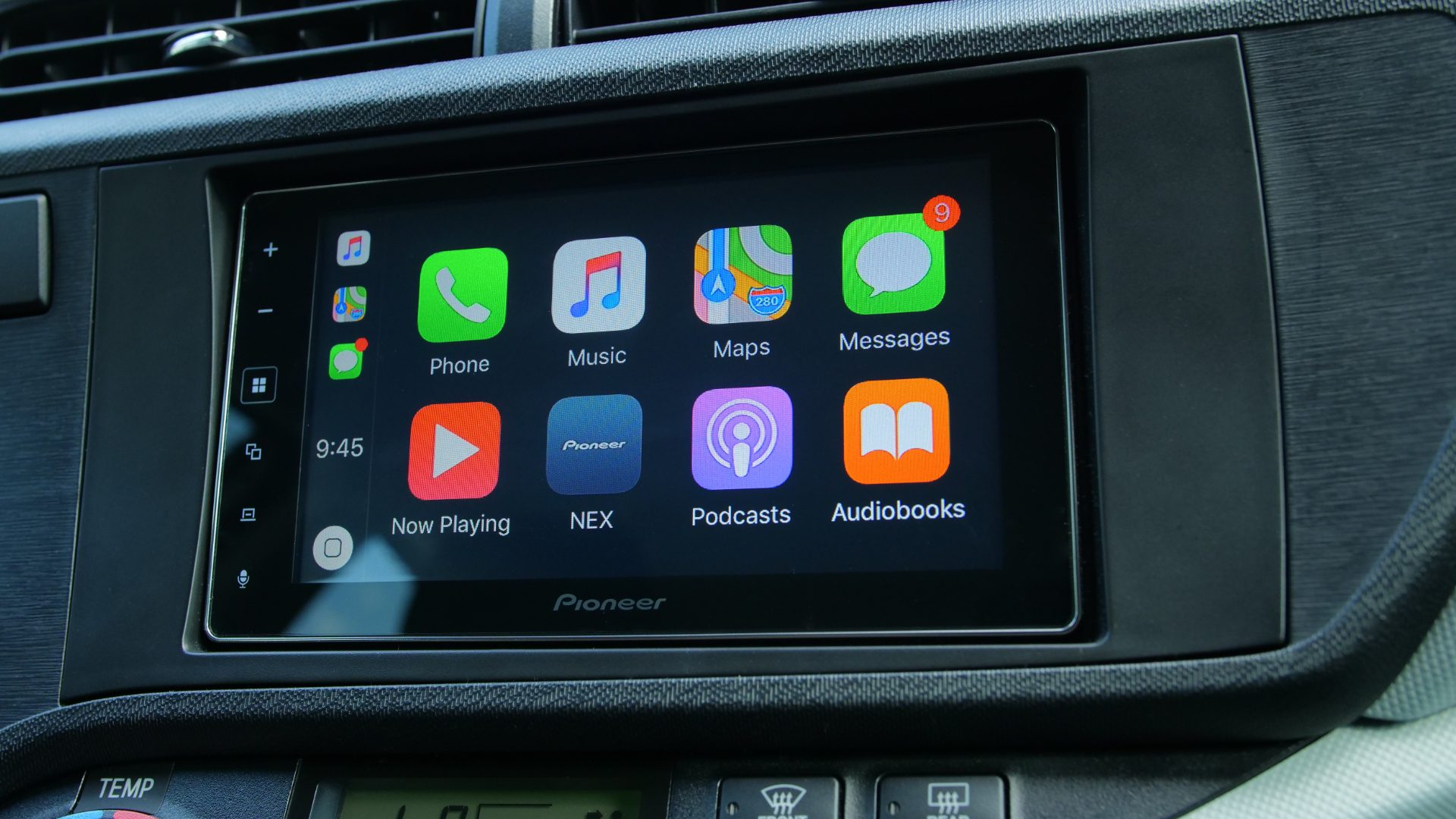 Toyota Apple Carplay >> Hands-on: Pioneer MVH-1400NEX offers affordable CarPlay in a simple package
