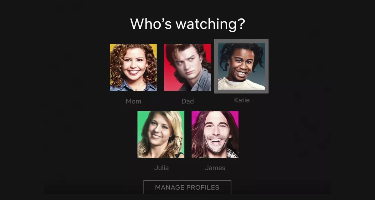 how to add a profile on netflix on phone
