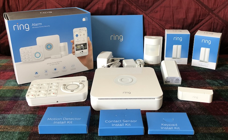 review ring alarm is a 199 do it yourself home security system that keeps things simple. Black Bedroom Furniture Sets. Home Design Ideas