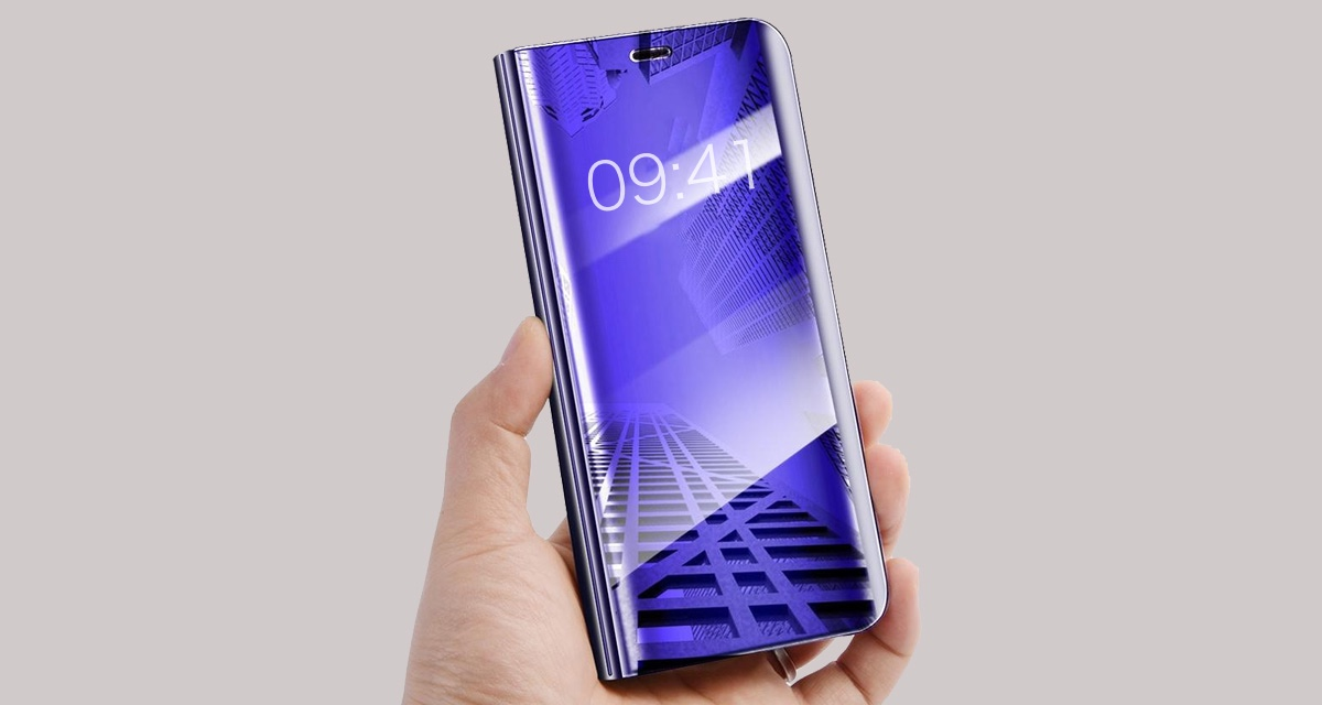 This Case Brings Samsung Galaxy S9 Clear View Standing Cover-Like
