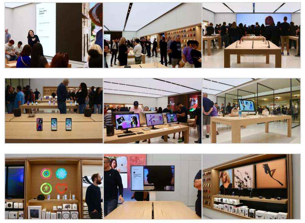 Apple store in orland mall - Mke at94 for sale