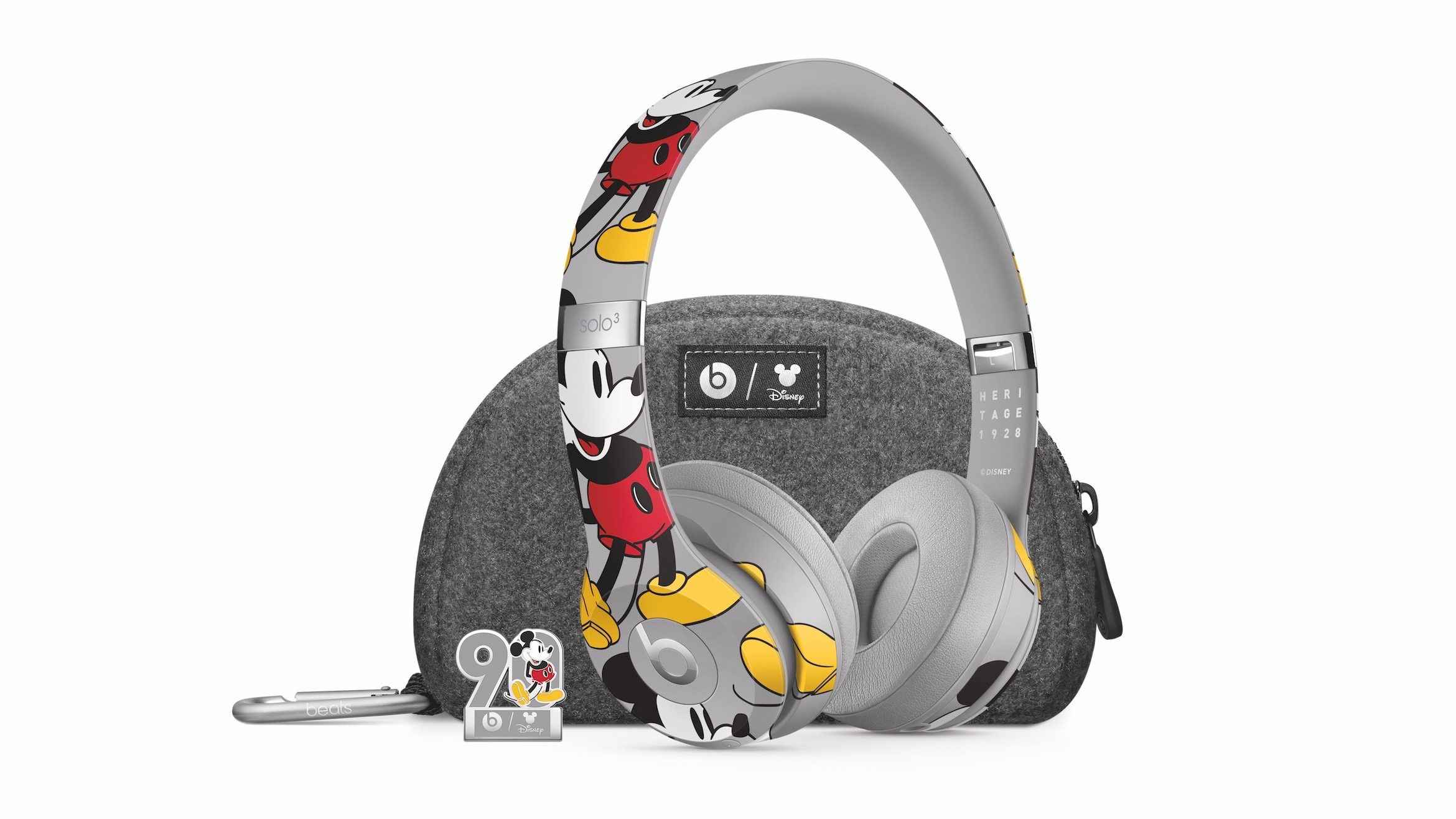 Disney and Beats By Dre have just collabed on the coolest Mickey Mouse headphones