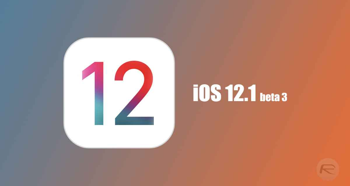 Unofficial firmware ipad