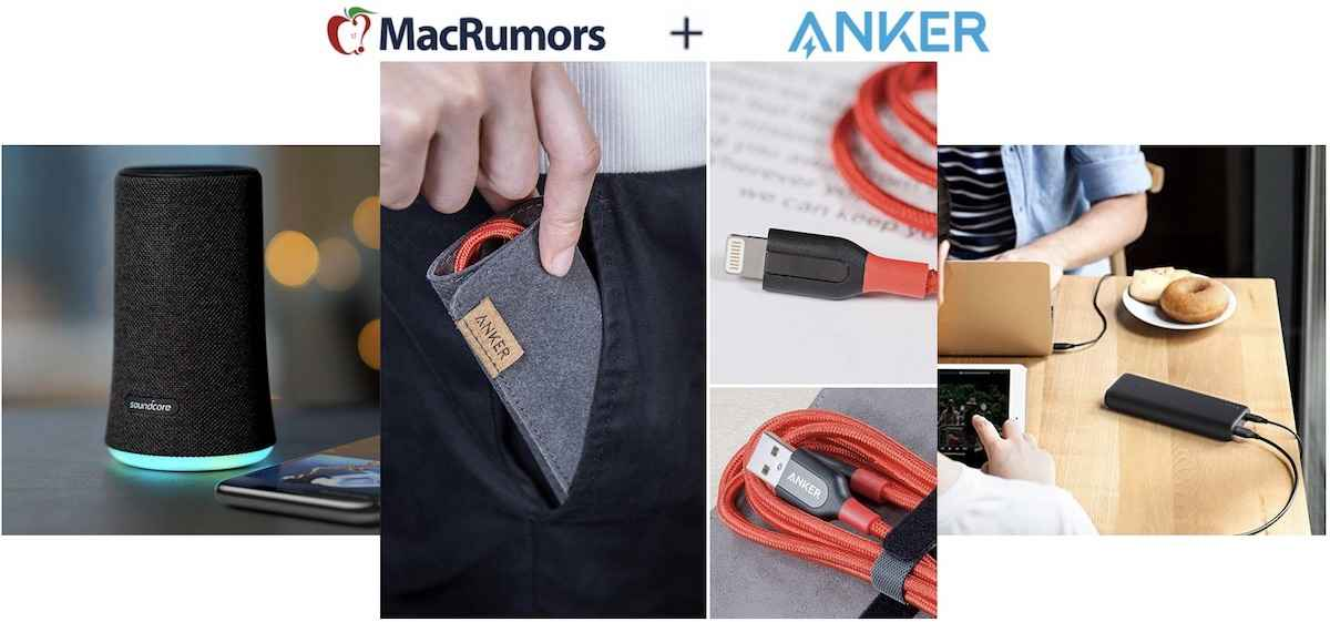 headphones for iphone macrumors exclusive save on anker s portable batteries 10769