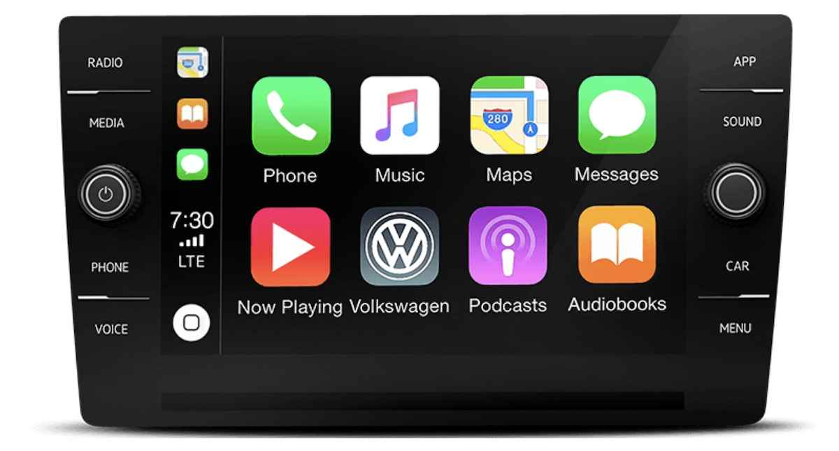 volkswagen car net ios app now supports siri and siri shortcuts for vehicle unlocking and more. Black Bedroom Furniture Sets. Home Design Ideas