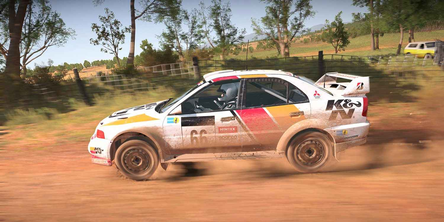 award winning colin mcrae rally game dirt 4 coming to mac next year video. Black Bedroom Furniture Sets. Home Design Ideas