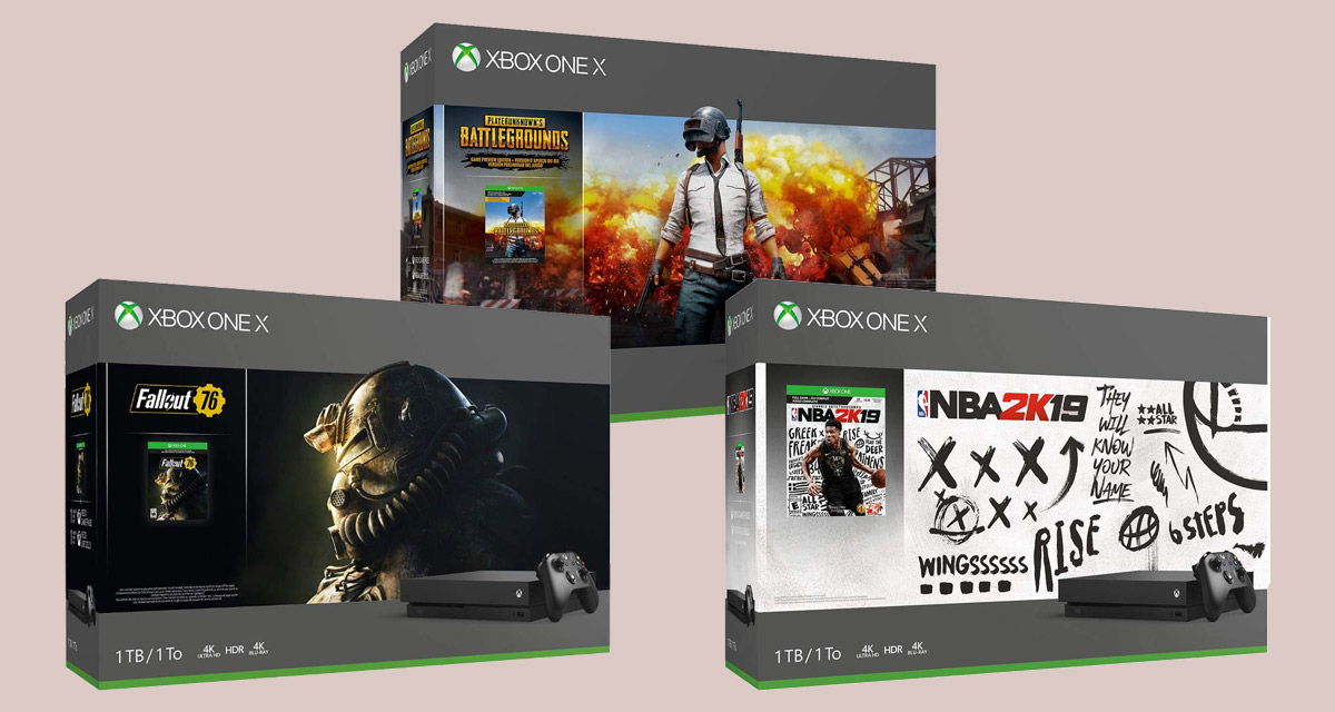 President's Day Deals Bring $100 Discount On Xbox One X