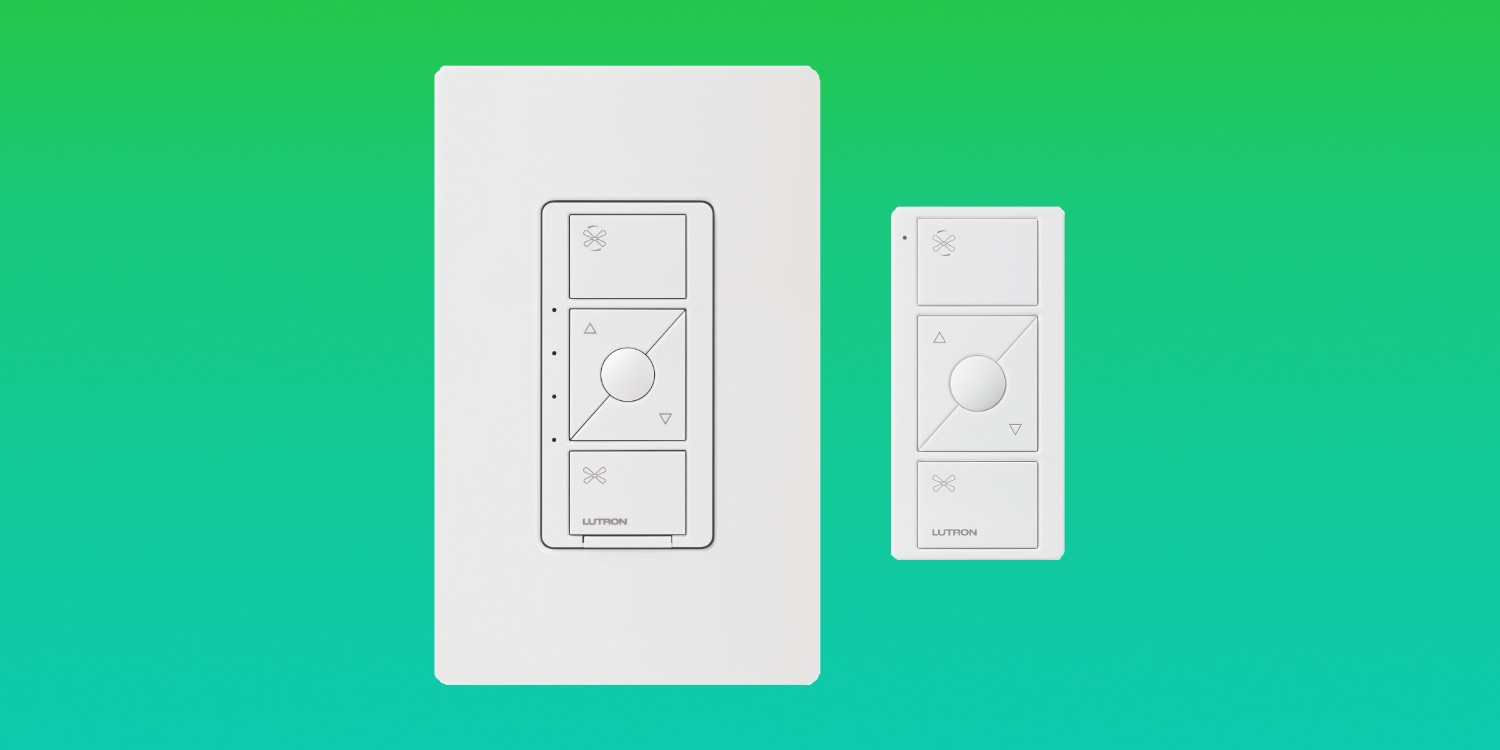 Lutron Smart Fan Speed Control Now Shipping From 59