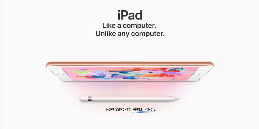 Apple's 9 7-inch iPad is on sale today, along with deals on