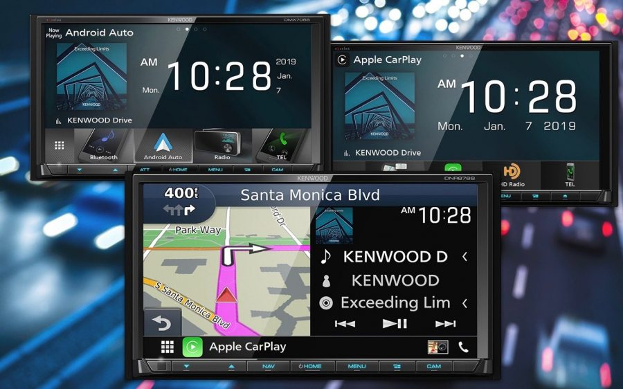 Kenwood announces 7 new CarPlay receivers starting at $600