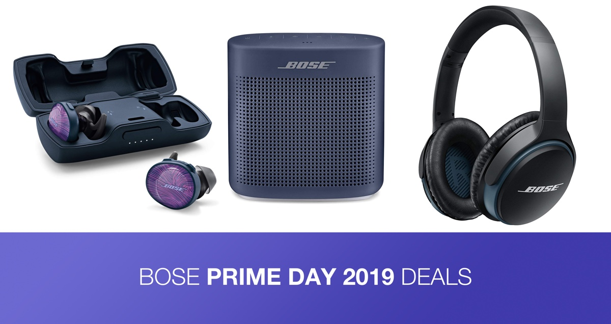 Bose Prime Day Deals: 30% Off Truly Wireless Earphones, 31