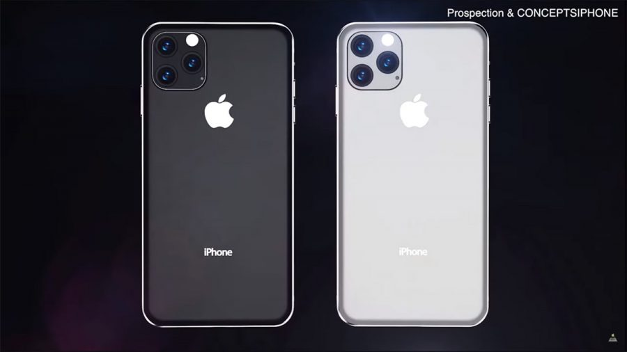 Existing iPhone XI, XI Max Rumors Showcased In New Concept Video