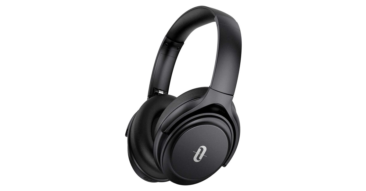 Grab These Taotronics Active Noise Cancelling Bluetooth Headphones For Just 37